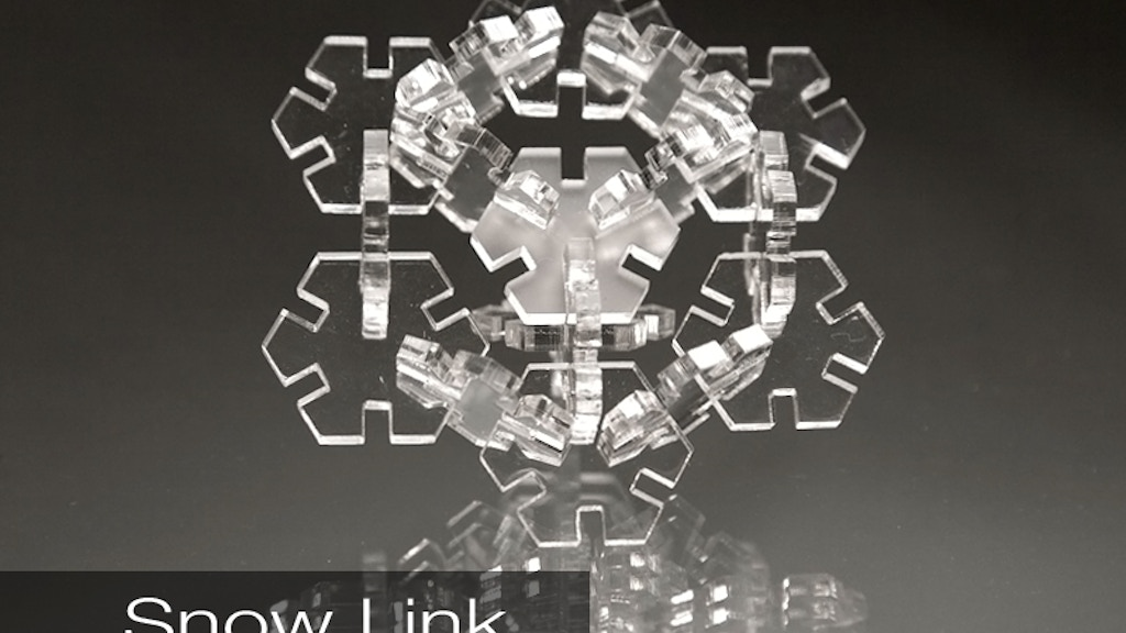 Snow Link project video thumbnail