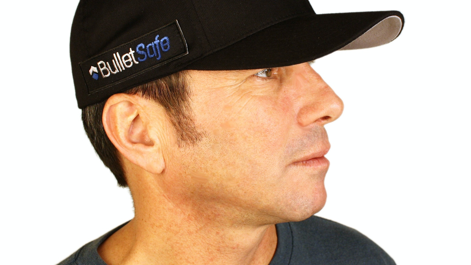 The BulletSafe Bulletproof Baseball Cap offers protection without  intimidation. 56eacde9d82