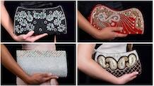 Stylish Handmade Clutch: Affordable, Elegance!!
