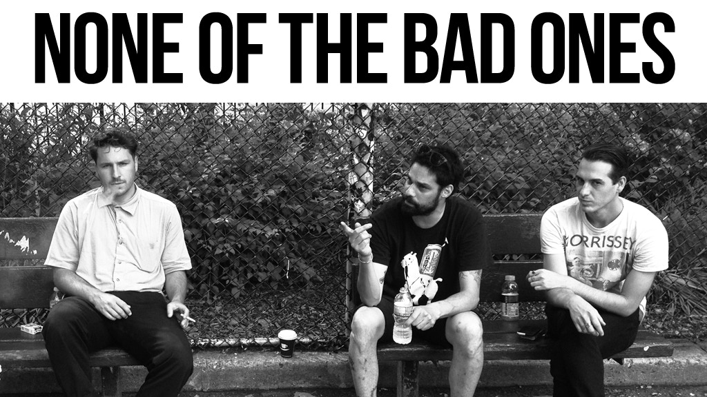 None Of The Bad Ones - an erotic skate novel project video thumbnail