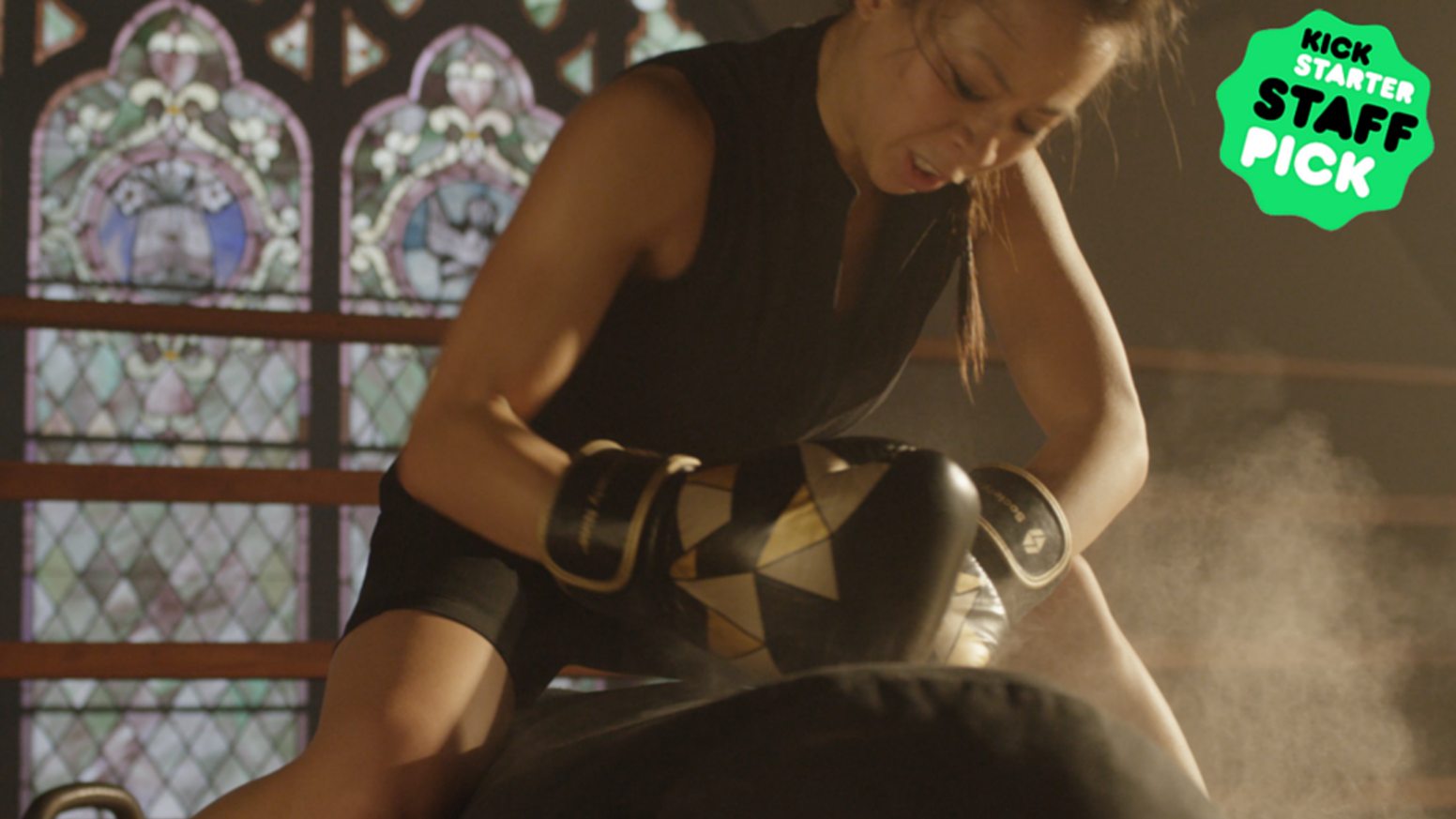We are the brand for strong, empowered, diverse female athletes who are fighters in and out of the ring.
