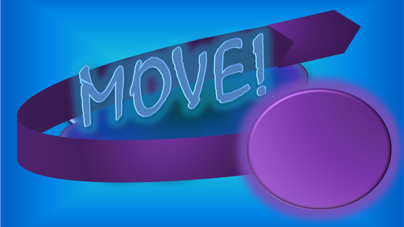 MOVE! a Simple Yet Fun and Addictive Mobile Video Game! by Leaf