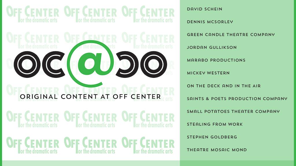 OC@OC: Original Content at Off Center Season 1 project video thumbnail