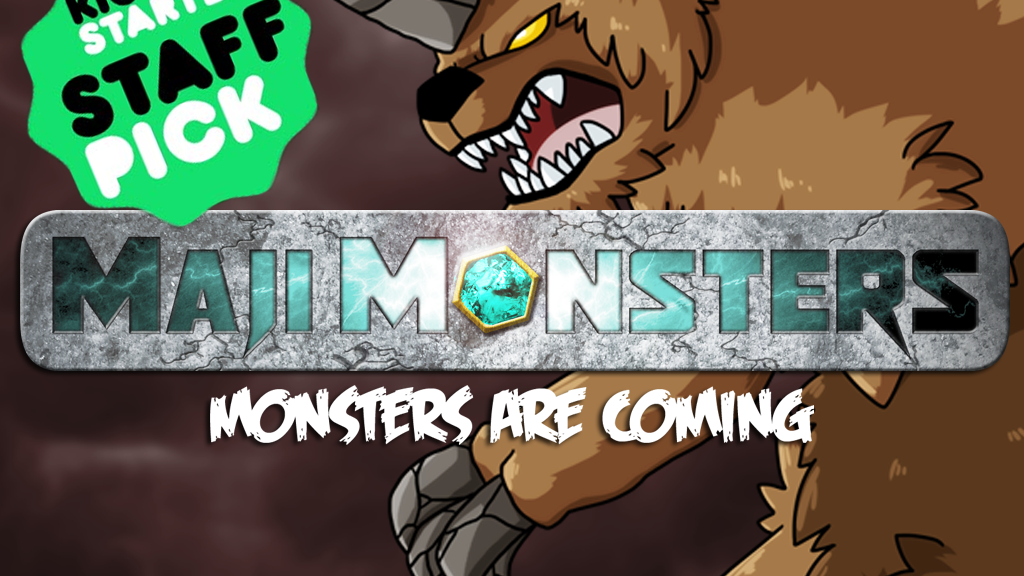 MajiMonsters: Monster-Catching Tabletop Role-playing Game project video thumbnail