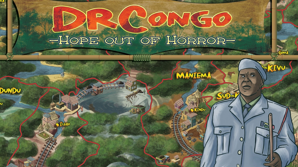 DRCongo: Hope out of Horror. project video thumbnail