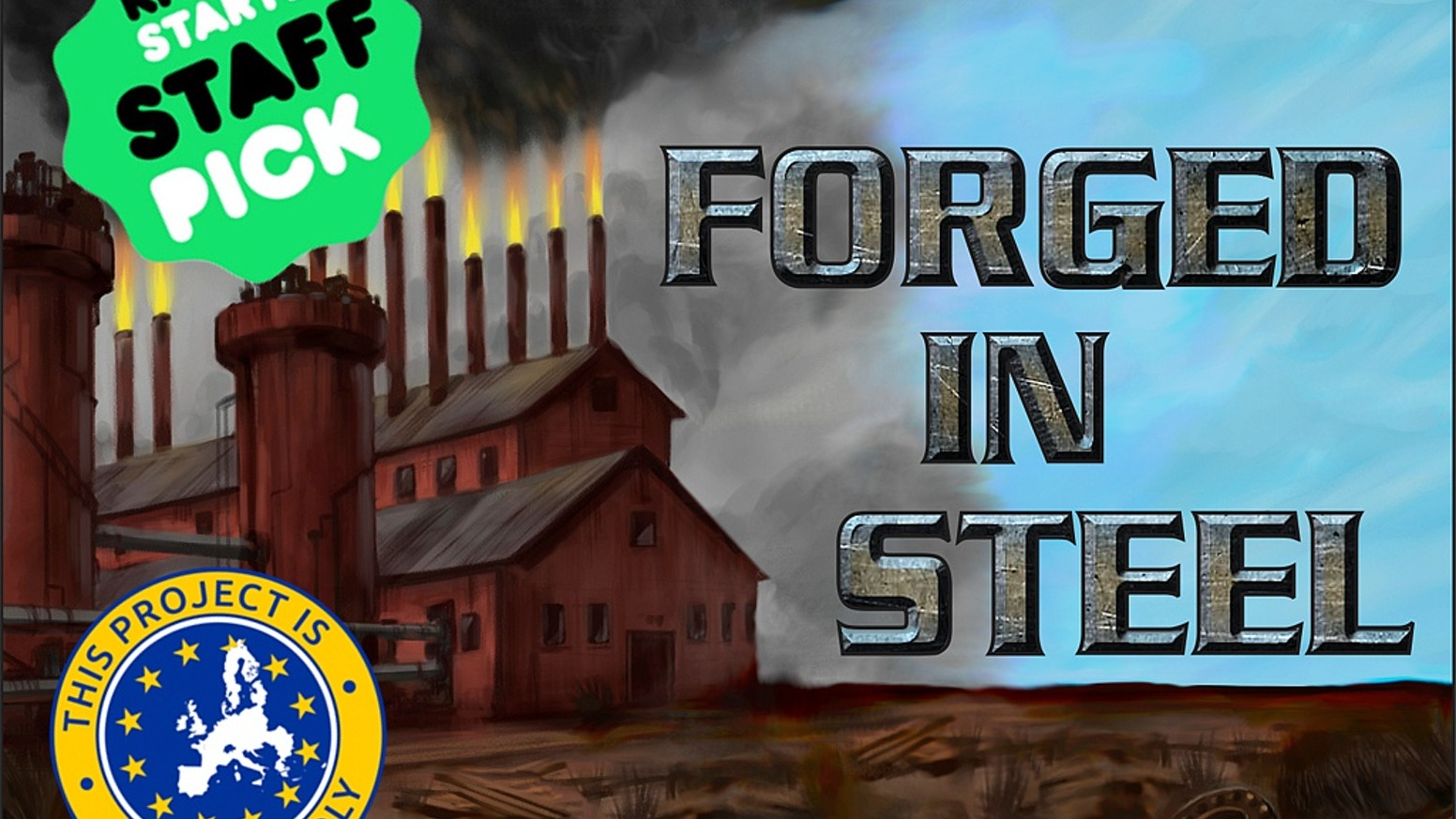 Bring the industrial revolution to your table by developing a steel city in the 1900's. Build factories, manipulate headlines and more!