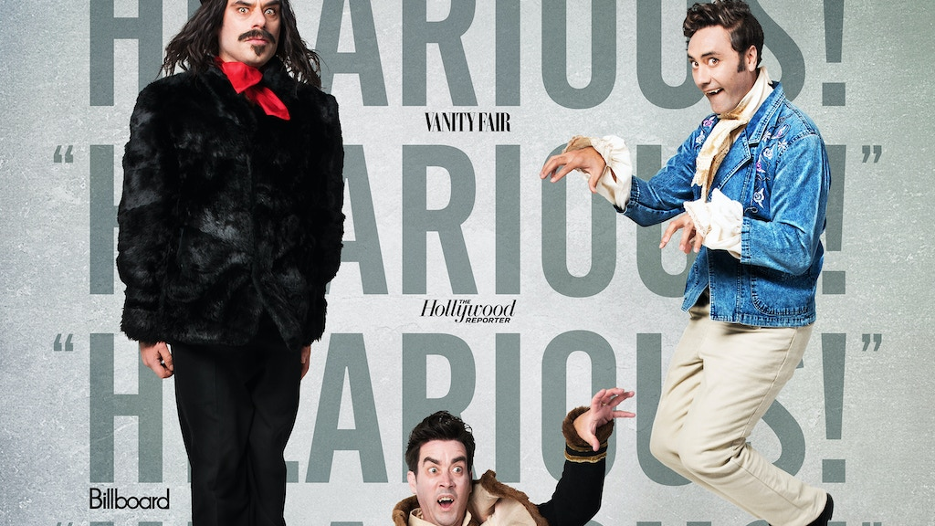 What We Do In The Shadows: The American Release project video thumbnail