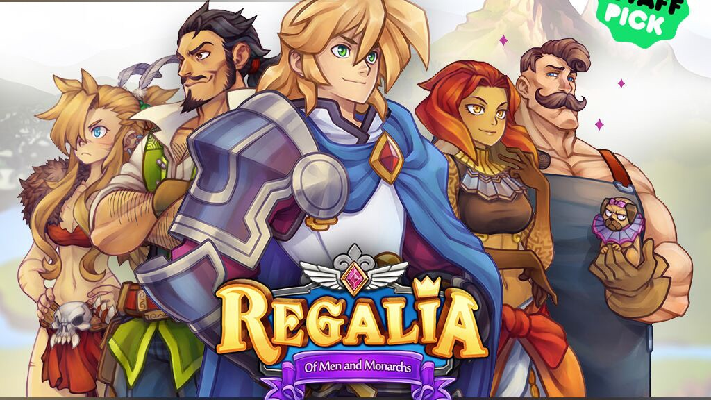 Regalia - Of Men And Monarchs project video thumbnail