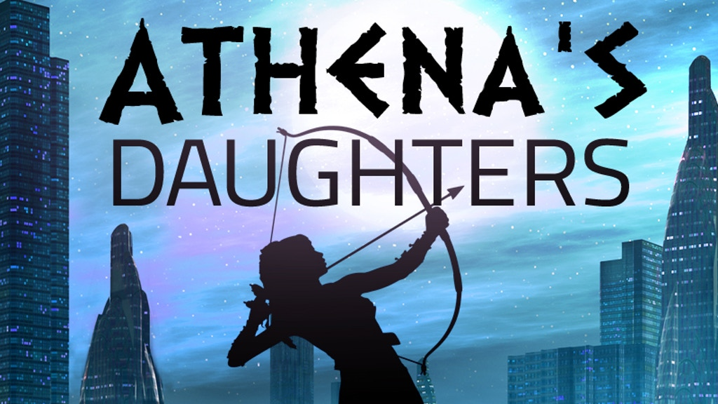 Athena's Daughters, Volume 2 project video thumbnail