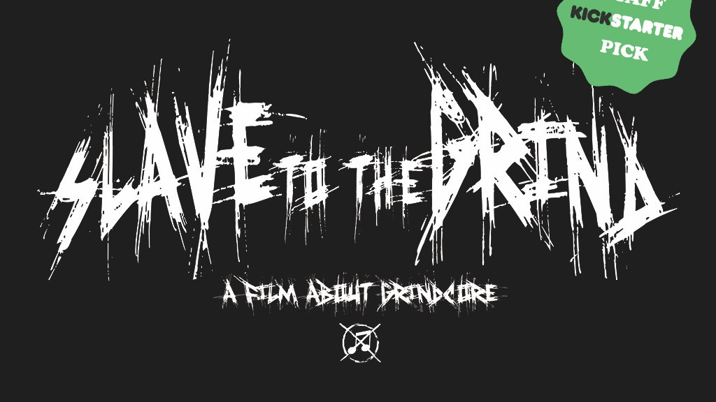 Slave To The Grind - A Film About Grindcore project video thumbnail