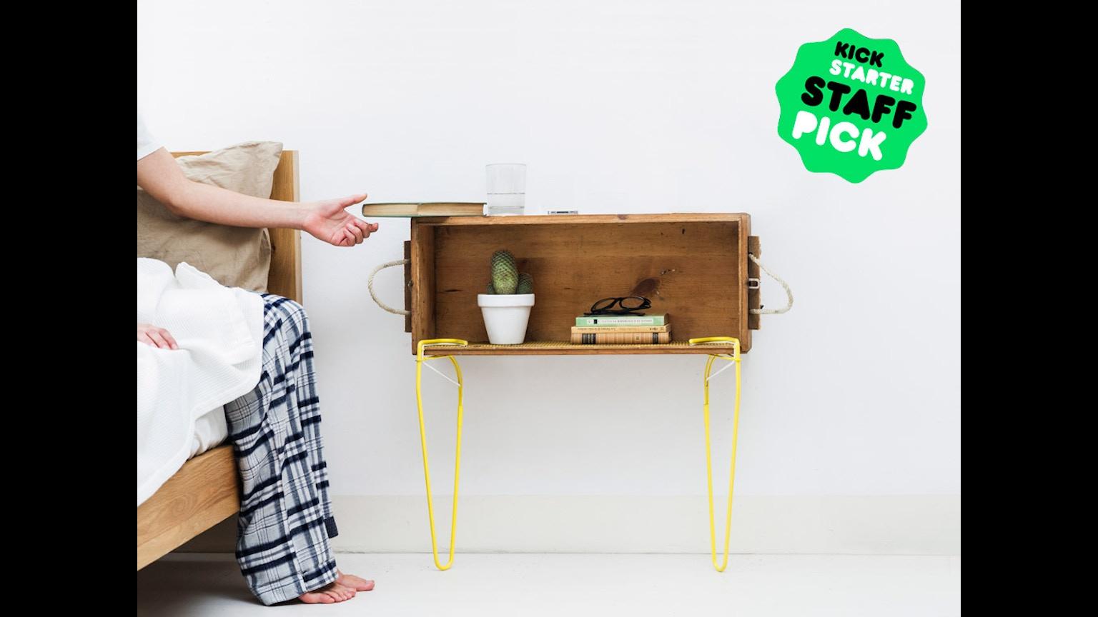 snap design your own furniture by be elastic kickstarter. Black Bedroom Furniture Sets. Home Design Ideas