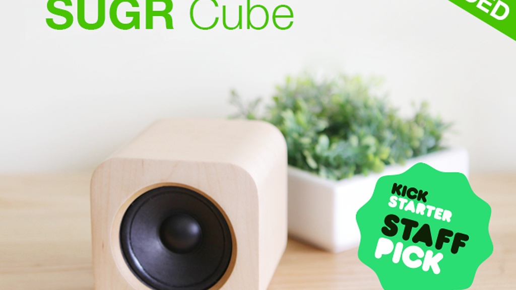 Sugr Cube - Touch to Stream and Share Music project video thumbnail