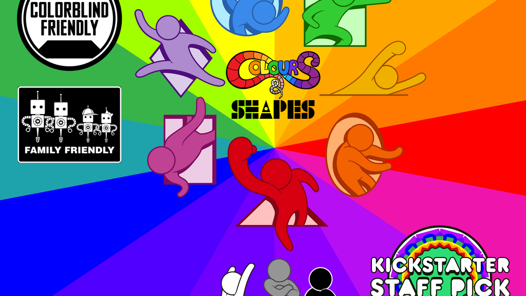 Colours and Shapes - The Relaunch! project video thumbnail