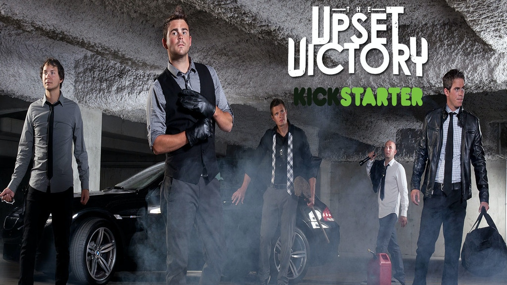 The Upset Victory | Create Our First Full-Length Album w/ Us project video thumbnail