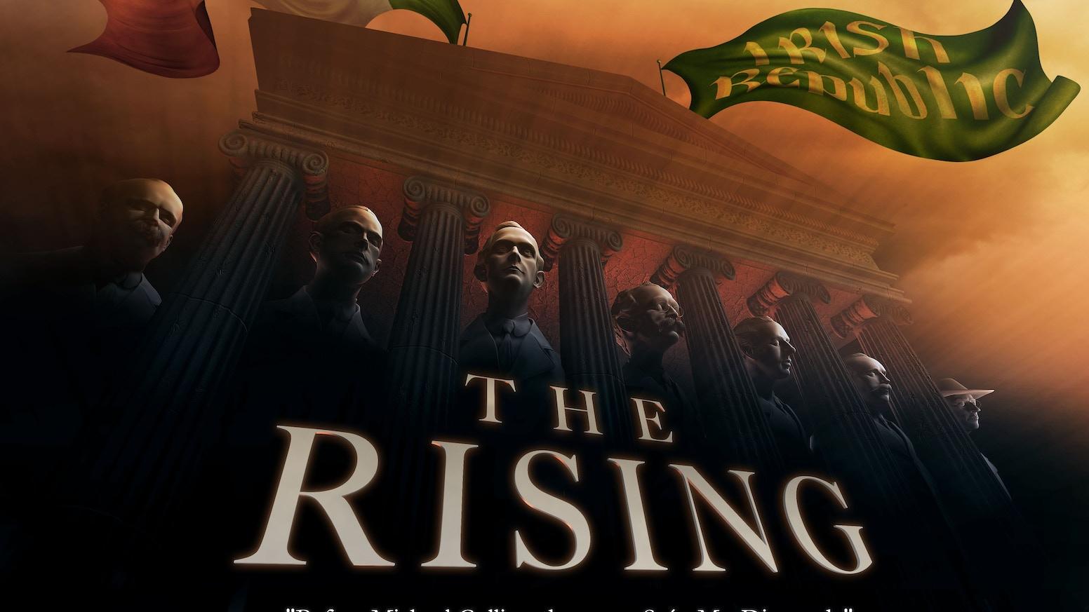 The Rising 1916 By Kevin Mccann Kickstarter