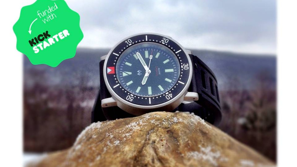 Retro Inspired Dive Wrist Watches with the Best of Today project video thumbnail