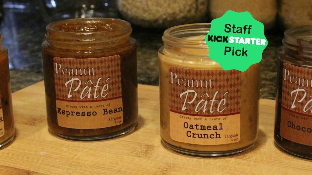 Peanut Pâté project video thumbnail