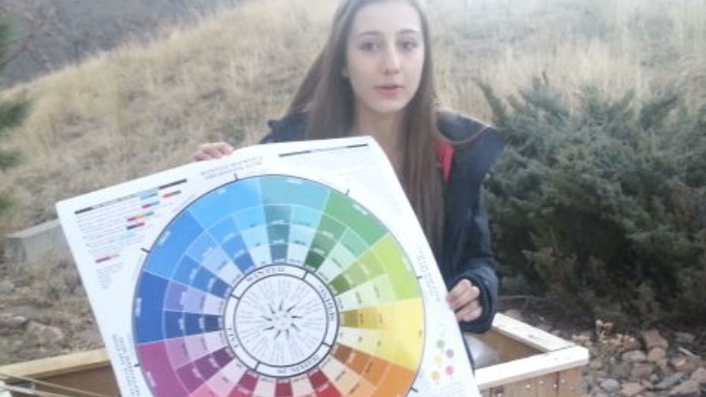 Find CMYK colors all year with graphic design studio poster project video thumbnail