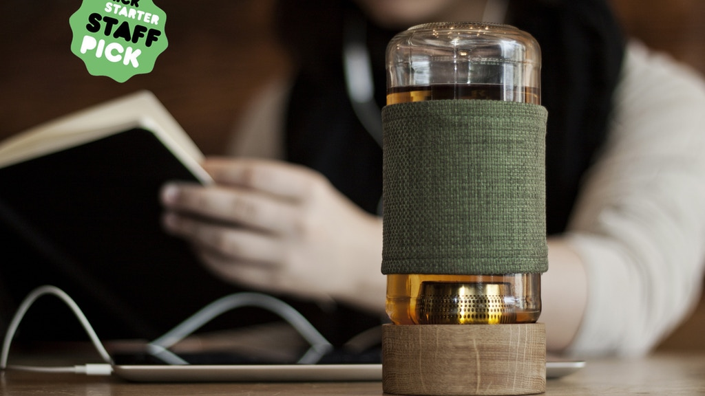 Imbue - The Magnetic Tea Infusing Vessel project video thumbnail