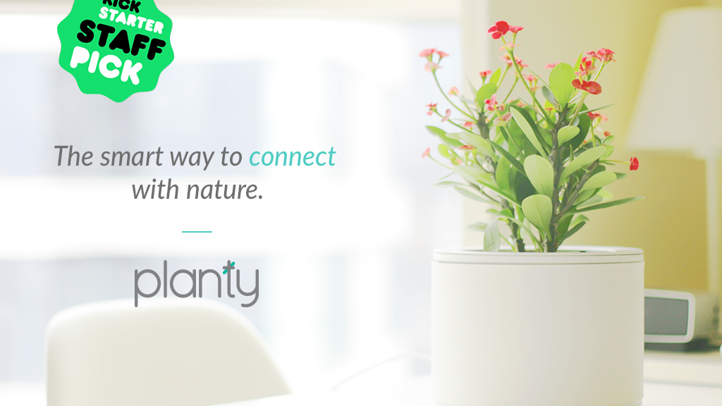 Planty: The Smart Way to Connect with Nature project video thumbnail