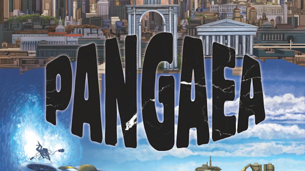 Pangaea project video thumbnail