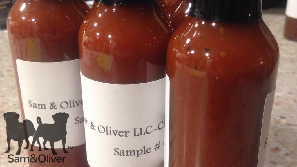 Project image for Sam & Oliver's Stoke Chipotle Pepper Sauce