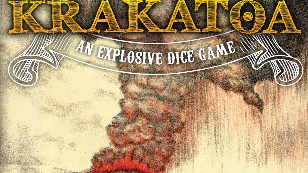Krakatoa:  The Explosive Dice Game from Joli Quentin Kansil project video thumbnail