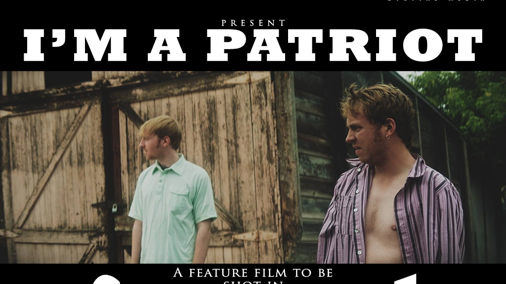I'm A Patriot - A CinemaScopic road trip through the West! project video thumbnail