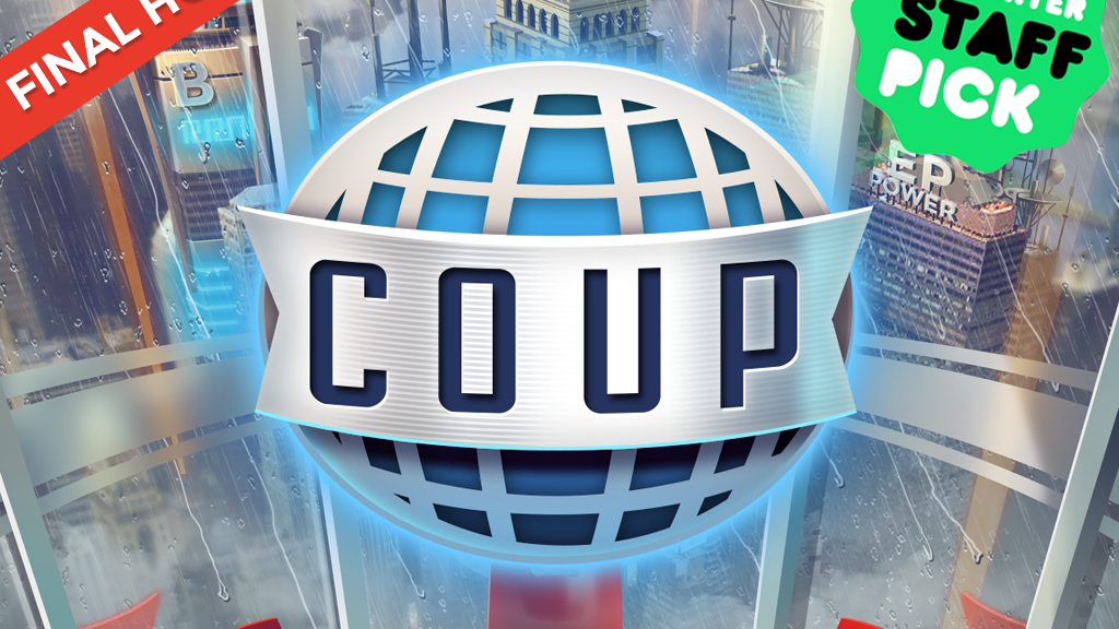 Coup - Mobile Edition project video thumbnail
