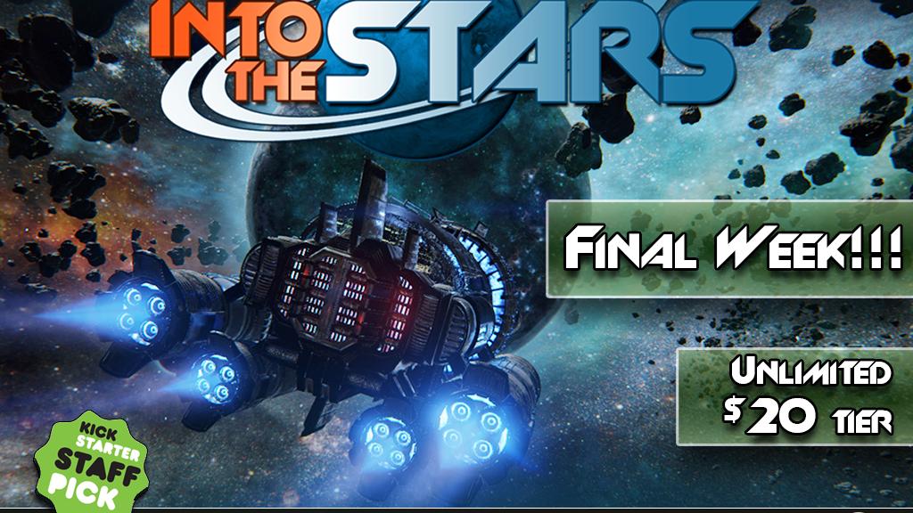 Into The Stars By Fugitive Games Kickstarter - Itt tech video game design