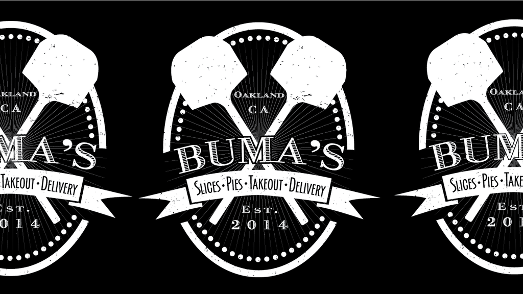 Buma's Pizzeria: Good Pizza With A Good Cause project video thumbnail