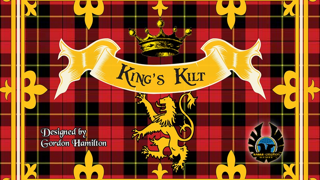 King's Kilt--Whose Clan will reign in Scotland? project video thumbnail