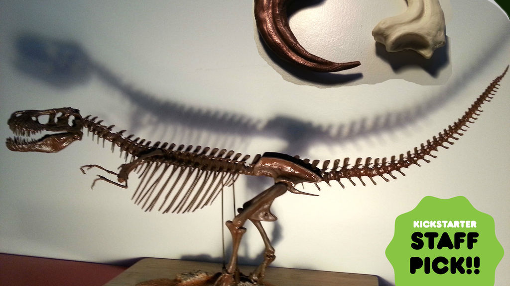 Jurassic Fossils project video thumbnail