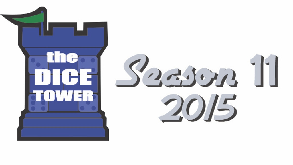 The Dice Tower - 2015 (Season 11) project video thumbnail