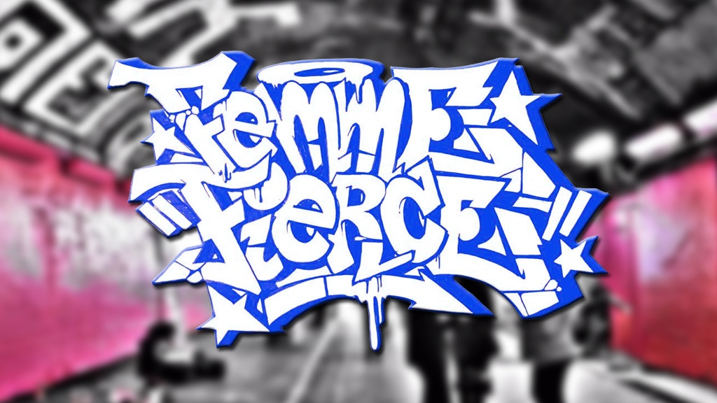 Femme Fierce: All Female Street Art Festival project video thumbnail