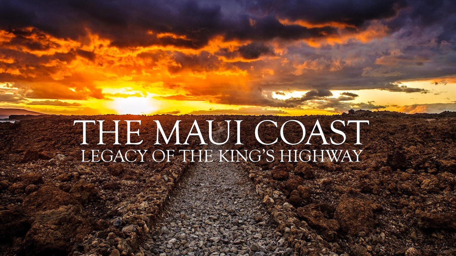 A fine art photography book that captures the stunning beauty of the Maui Coast and the legacy of the ancient King's Highway.