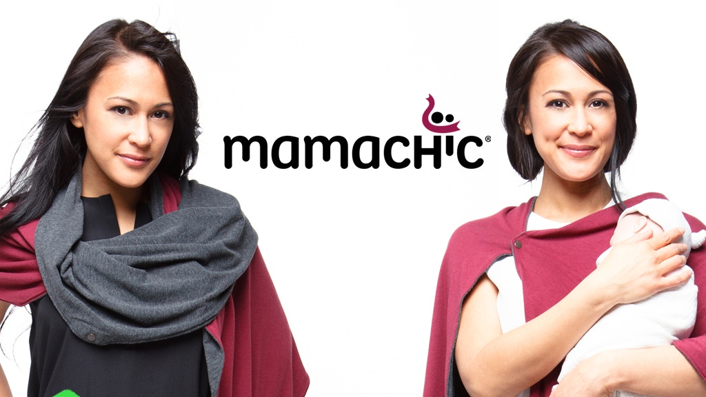 The Mamachic: the Do-It-All Scarf for the Do-It-All Mama project video thumbnail