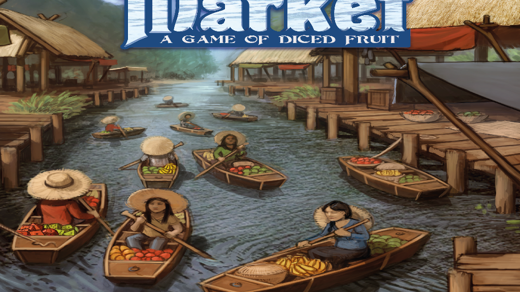 Floating Market - A Game of Diced Fruit! project video thumbnail
