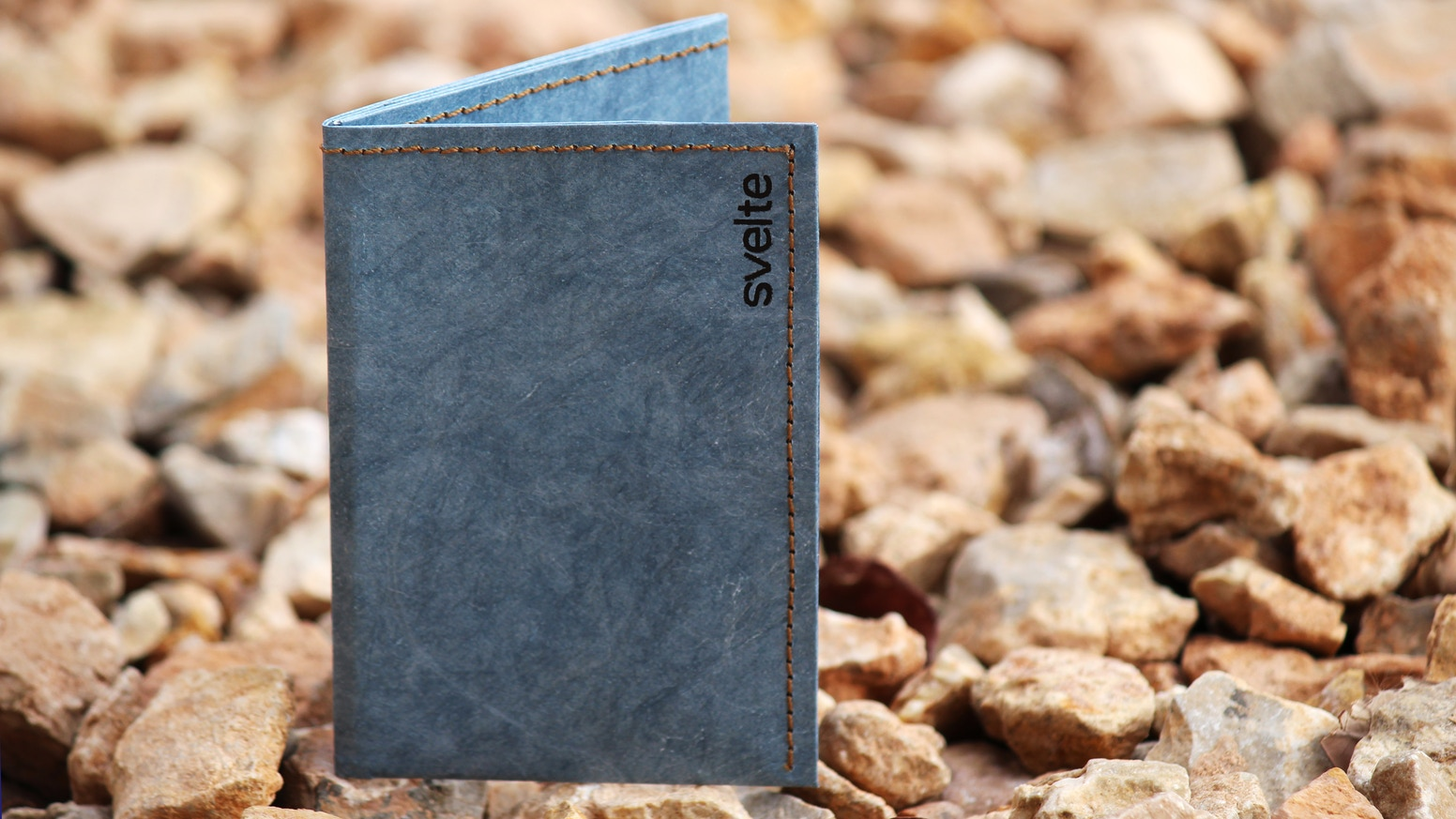 Unbelievably thin and durable, the svelte wallet is a minimalist solution for the demands of daily life