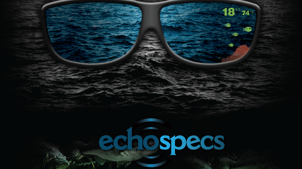 Project image for Echo Specs: Fish Finder Display Glasses