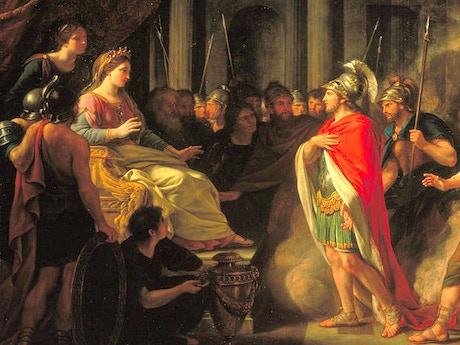Aeneas Und Dido