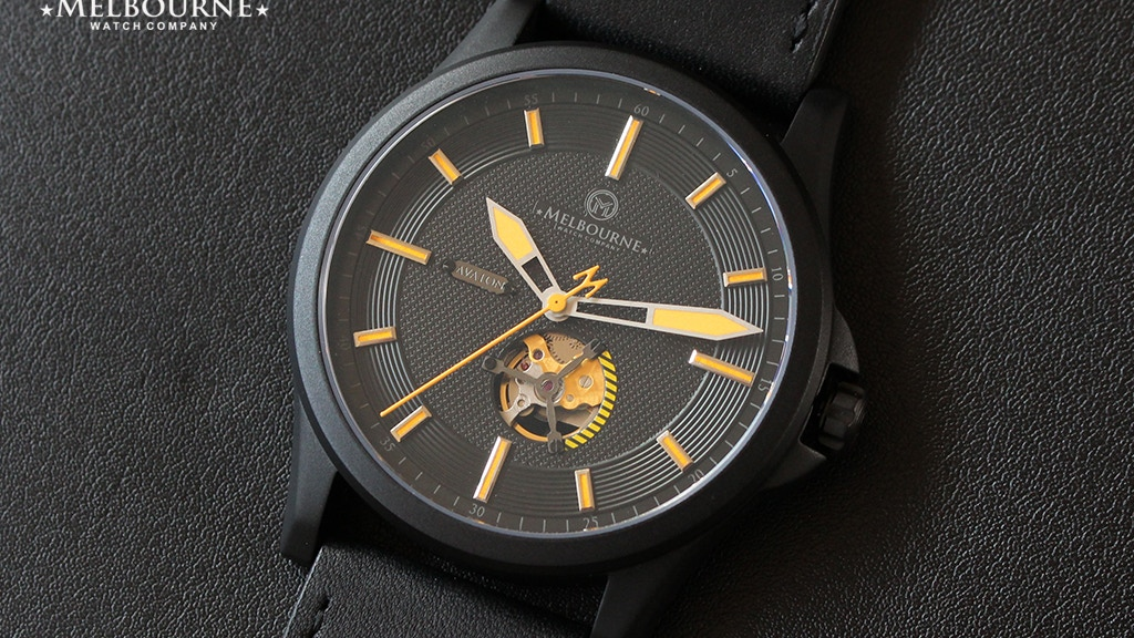 """The """"Avalon"""" by Melbourne Watch Company project video thumbnail"""