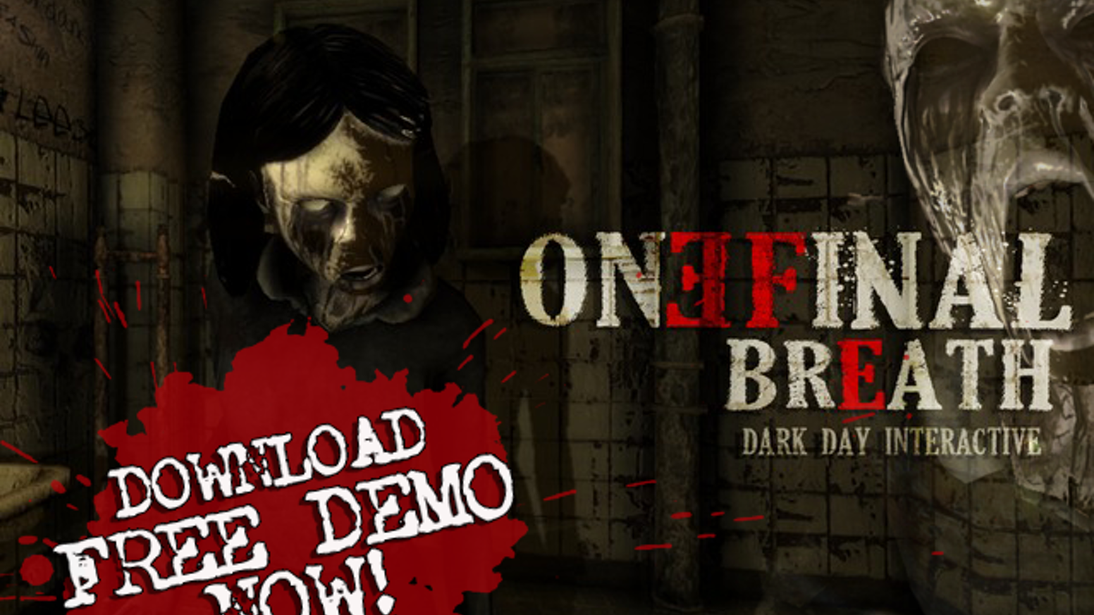 Track down your daughter in the condemned boarding school in this green lit HORROR FPS, (FREE DEMO OUT NOW!)