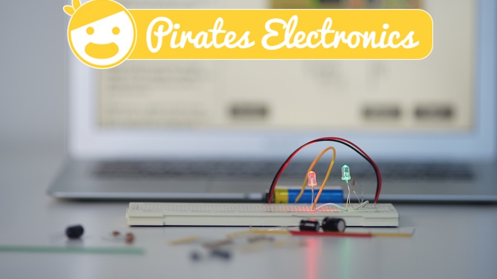 Electronics made easy! by Stephane Recouvreur — Kickstarter