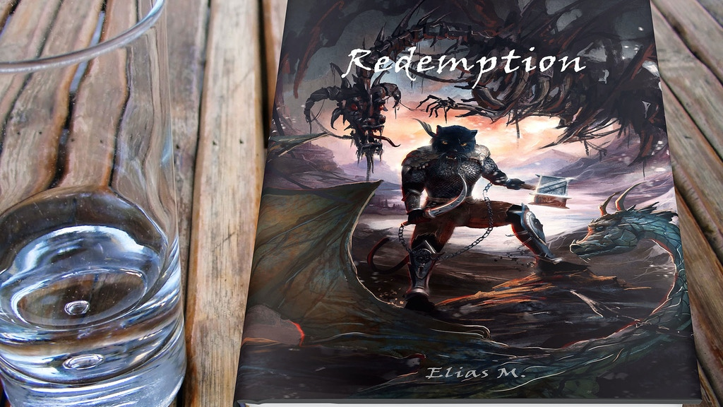 Project image for Fantasy Novel Called Redemption