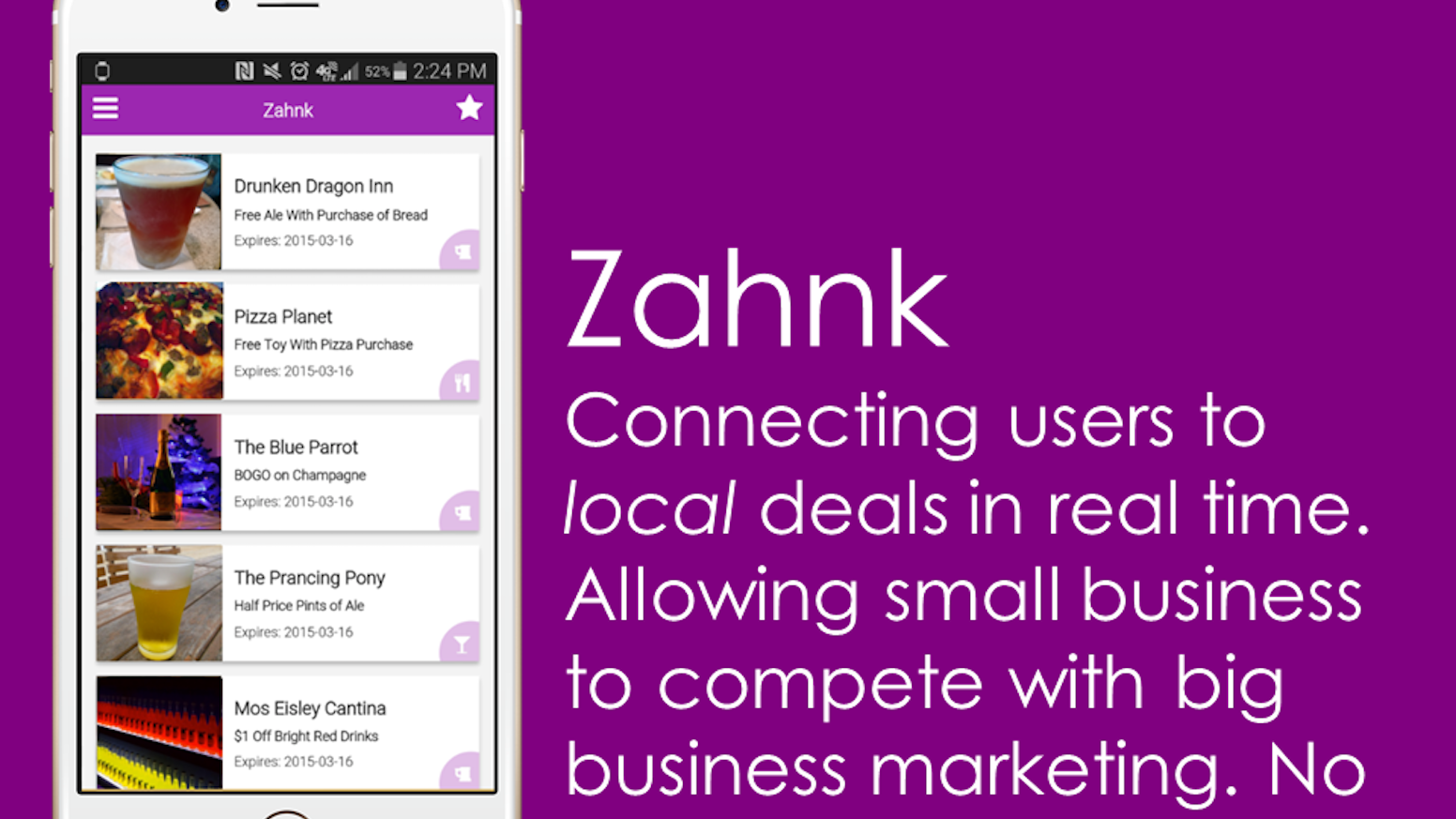 828babfd49ec1 Zahnk  Connecting People to Local Small Business by Max Meehan ...