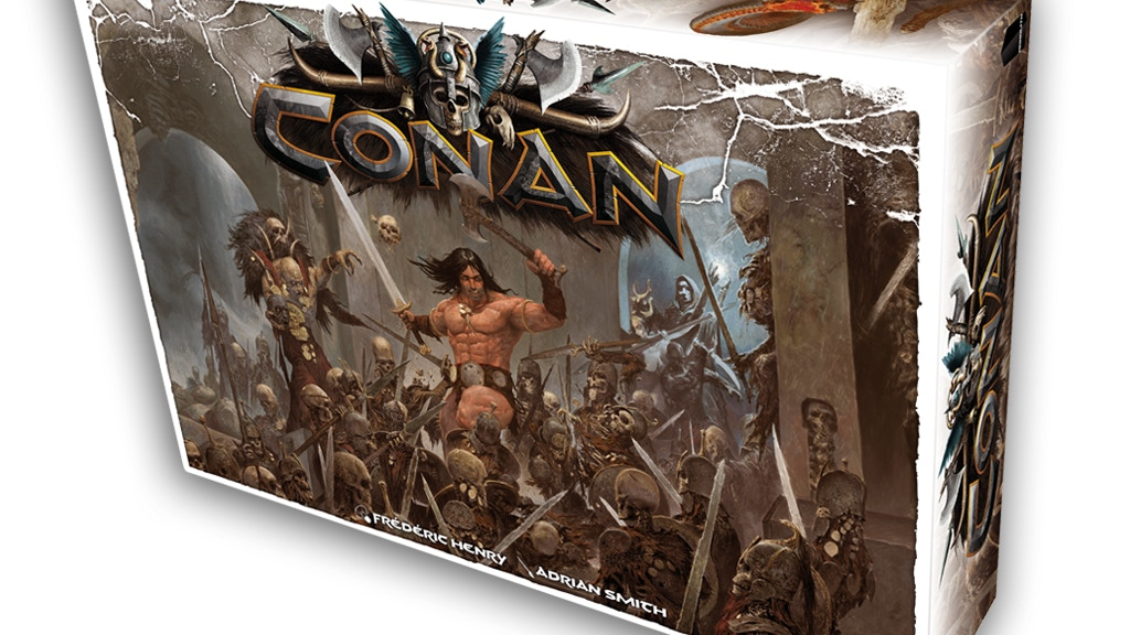 Conan project video thumbnail