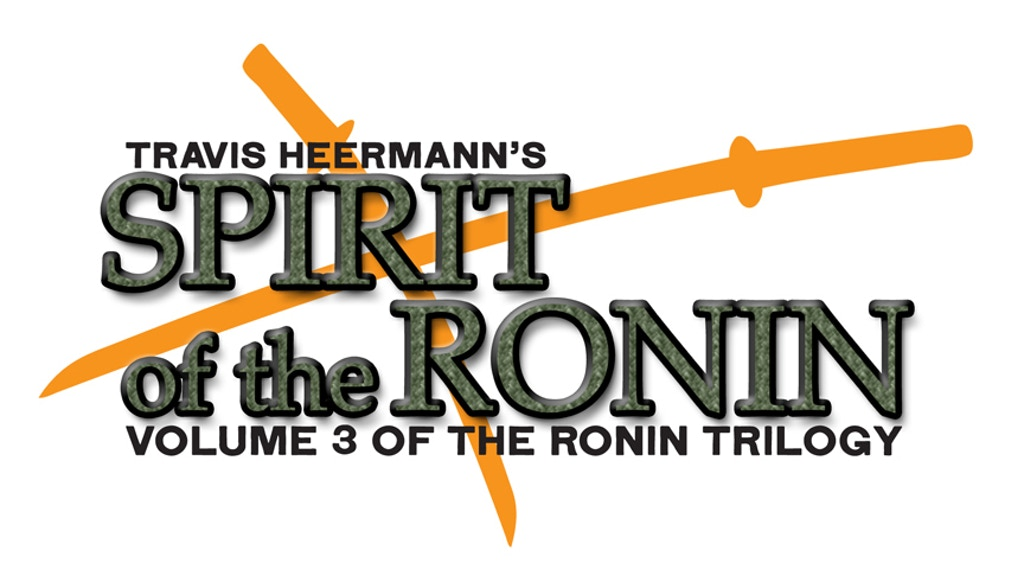 Spirit of the Ronin - Novel Project project video thumbnail
