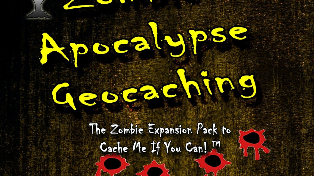 Zombie Apocalypse Geocaching project video thumbnail