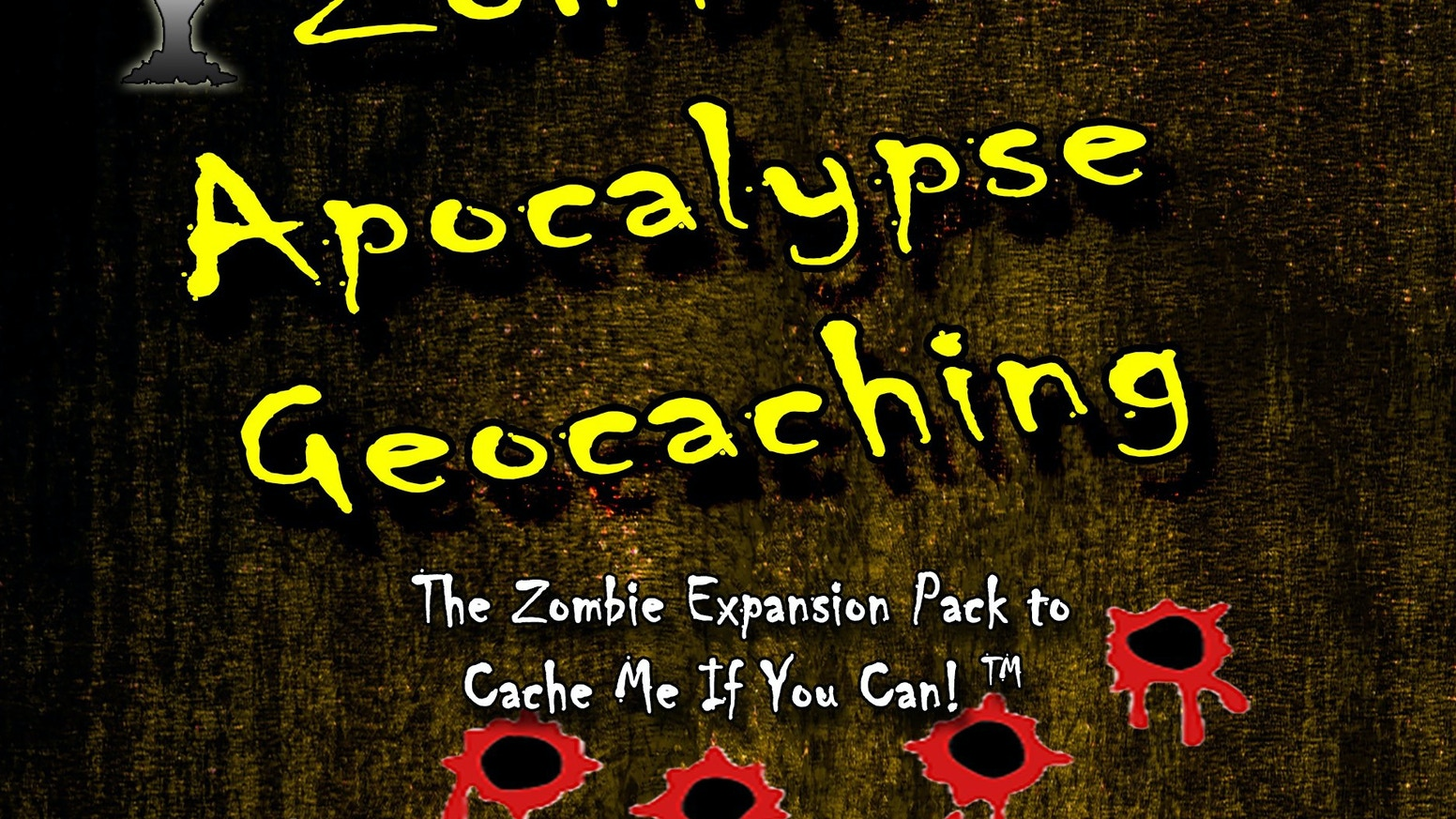 The Zombie Apocalypse has begun! Fortunately, YOU have your priorities straight. What could be more important than Geocaching?